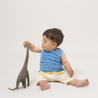 Bobo Choses Organic Cotton Cloud Vest Top-listing