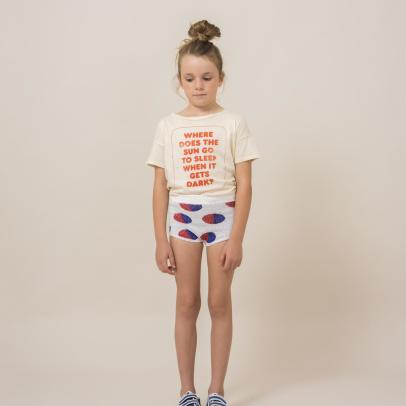 Bobo Choses Organic Cotton Sun T-Shirt-listing