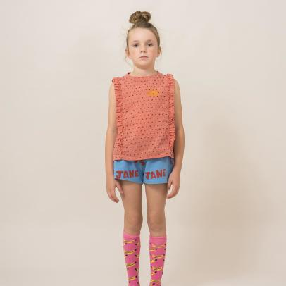 Bobo Choses Short Jane stile running in cotone bio -listing