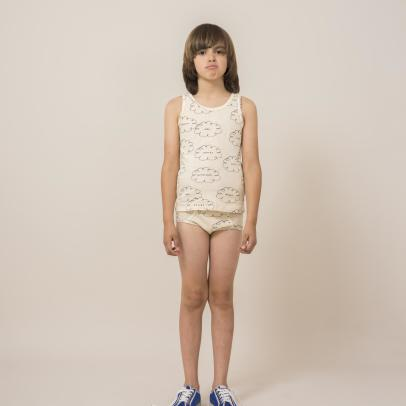 Bobo Choses Organic Cotton Cloud Vest Top + Pants Set-listing