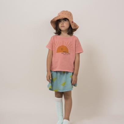 Bobo Choses Organic Cotton Sun Skirt-listing