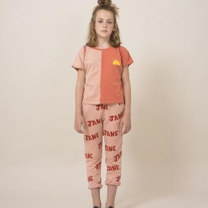Bobo Choses Organic Cotton Jane Jogging Bottoms-listing