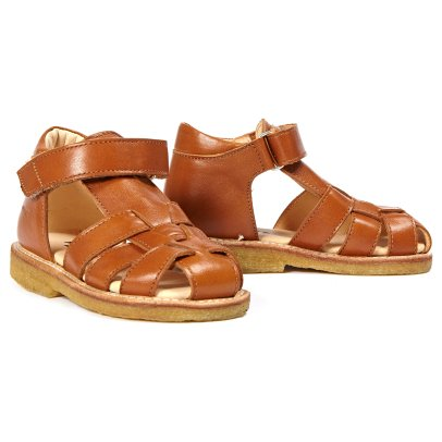 Angulus High Top Leater Sandals-listing