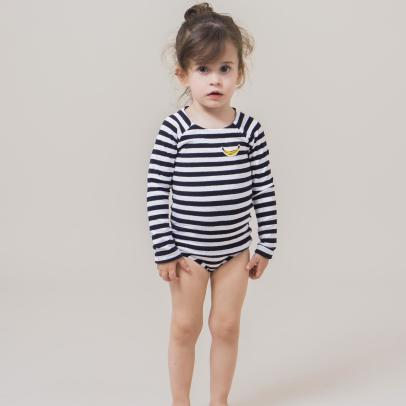 Bobo Choses Striped Swimsuit-listing