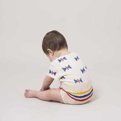Bobo Choses Striped Knit Knickers-product