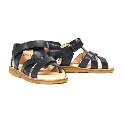 Angulus Cross Velcro Sandals-listing