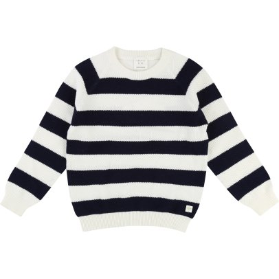 CARREMENT BEAU Pullover Rayas Bicolor-listing