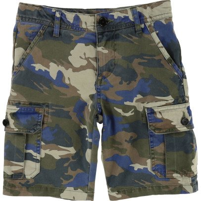 Zadig & Voltaire Lucas Camouflage Shorts-listing