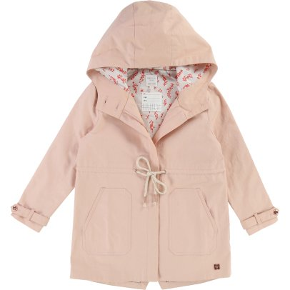 CARREMENT BEAU Hooded Parka-listing