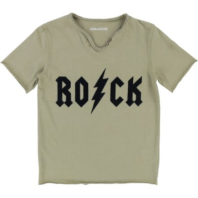 Zadig & Voltaire T-shirt Rock Boxer -listing