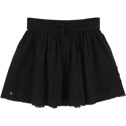 Zadig & Voltaire Isabelle Dobby Spot Lined Skirt-listing