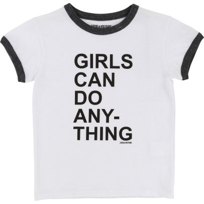 Zadig & Voltaire T-Shirt Girls Amber-listing