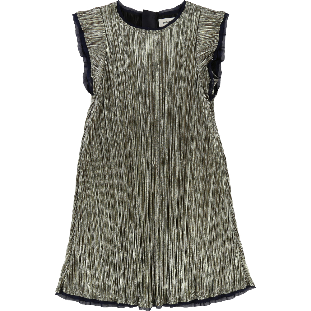 Sale - Lauren Pleated Dress - Zadig & Voltaire Zadig & Voltaire For Nice Cheap Online Free Shipping Manchester Discount Sale Online Shop Cheap Sale Factory Outlet i2nrfXWt4T