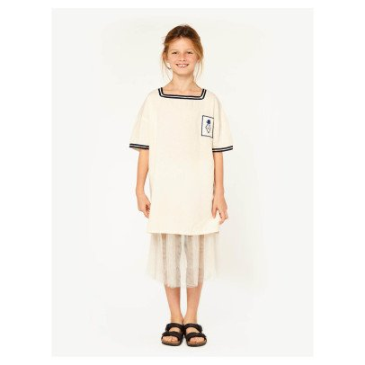 The Animals Observatory Whistler Linen Dress-listing