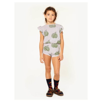 The Animals Observatory Koala Apple Sweat Playsuit-listing
