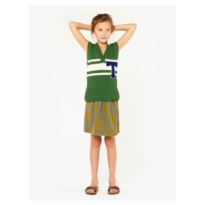 The Animals Observatory Chick T Sleeveless Jumper-listing