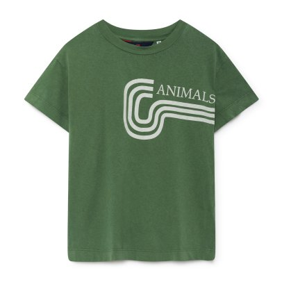 The Animals Observatory Camiseta Animales Rooster-listing