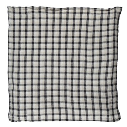Linge Particulier Ecolier Washed Linen Pillowcase-listing