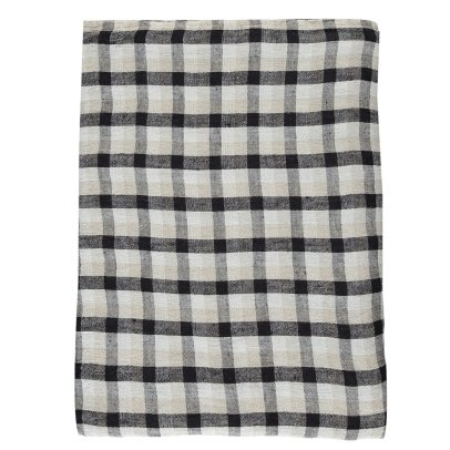 Linge Particulier Ecolier Washed Linen Tablecloth-listing