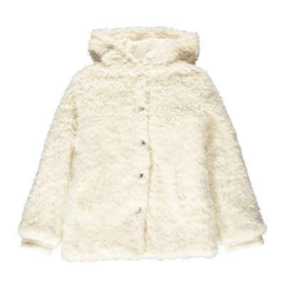 Hundred Pieces Faux Fur Coat-listing