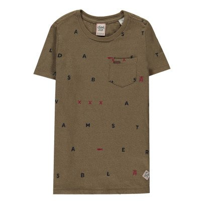 Scotch & Soda T-Shirt All Over-listing