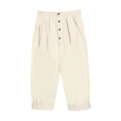 Little Creative Factory Dancer Buttoned Harem Trousers-listing