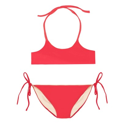 Little Creative Factory Ballet Reversible Two-Tone 2 Piece Swimsuit-listing