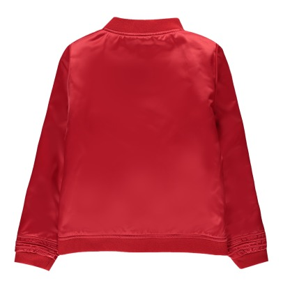 Scotch & Soda Satin Bomber Jacket-listing