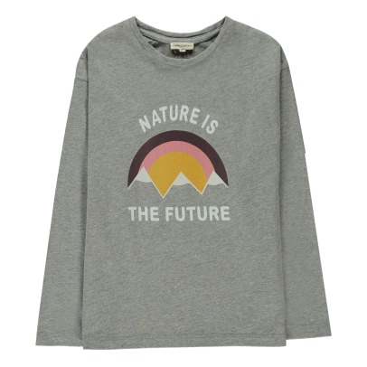 Hundred Pieces Nature Is The Future T-Shirt-listing