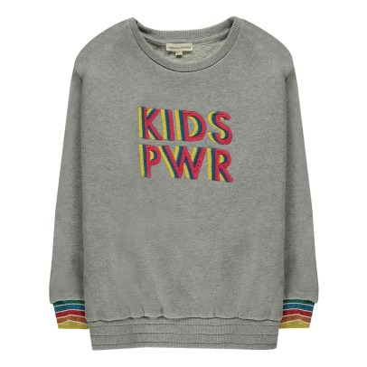 Hundred Pieces Sweat Kids Power-listing