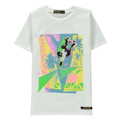 Finger in the nose Camiseta Skater Arty Dalton-listing