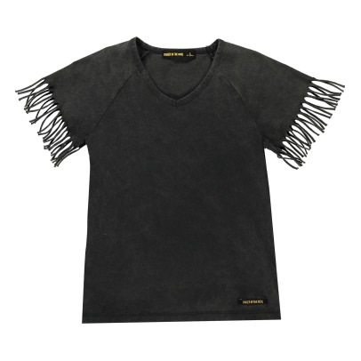 Finger in the nose Gorgeous Fringe Loose T-Shirt-listing