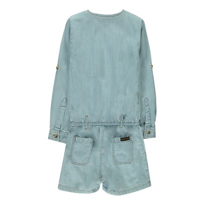 Finger in the nose Roslyn Playsuit-listing