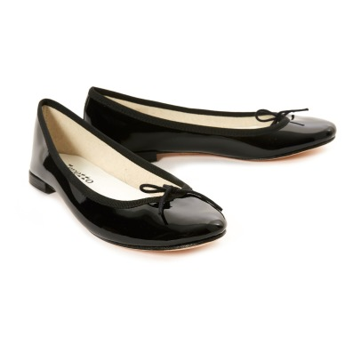Repetto Ballerines Vernies Cendrillon-listing