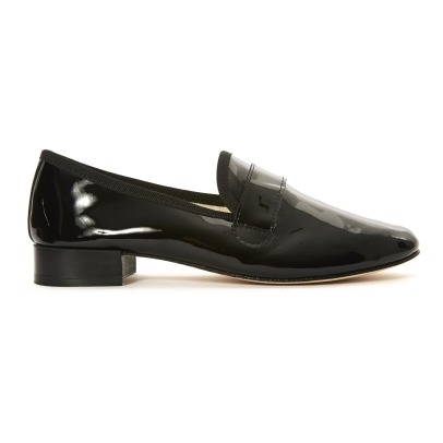 Repetto Michael Patent Moccasins-listing
