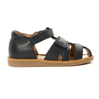Pom d'Api Poppy Boy Strap Leather Sandals-listing