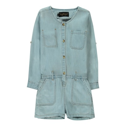Finger in the nose Kurzer Overall Roslyn -listing