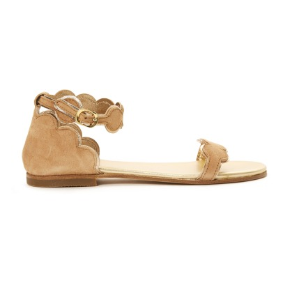 Gallucci High Open Toe Sandals-listing