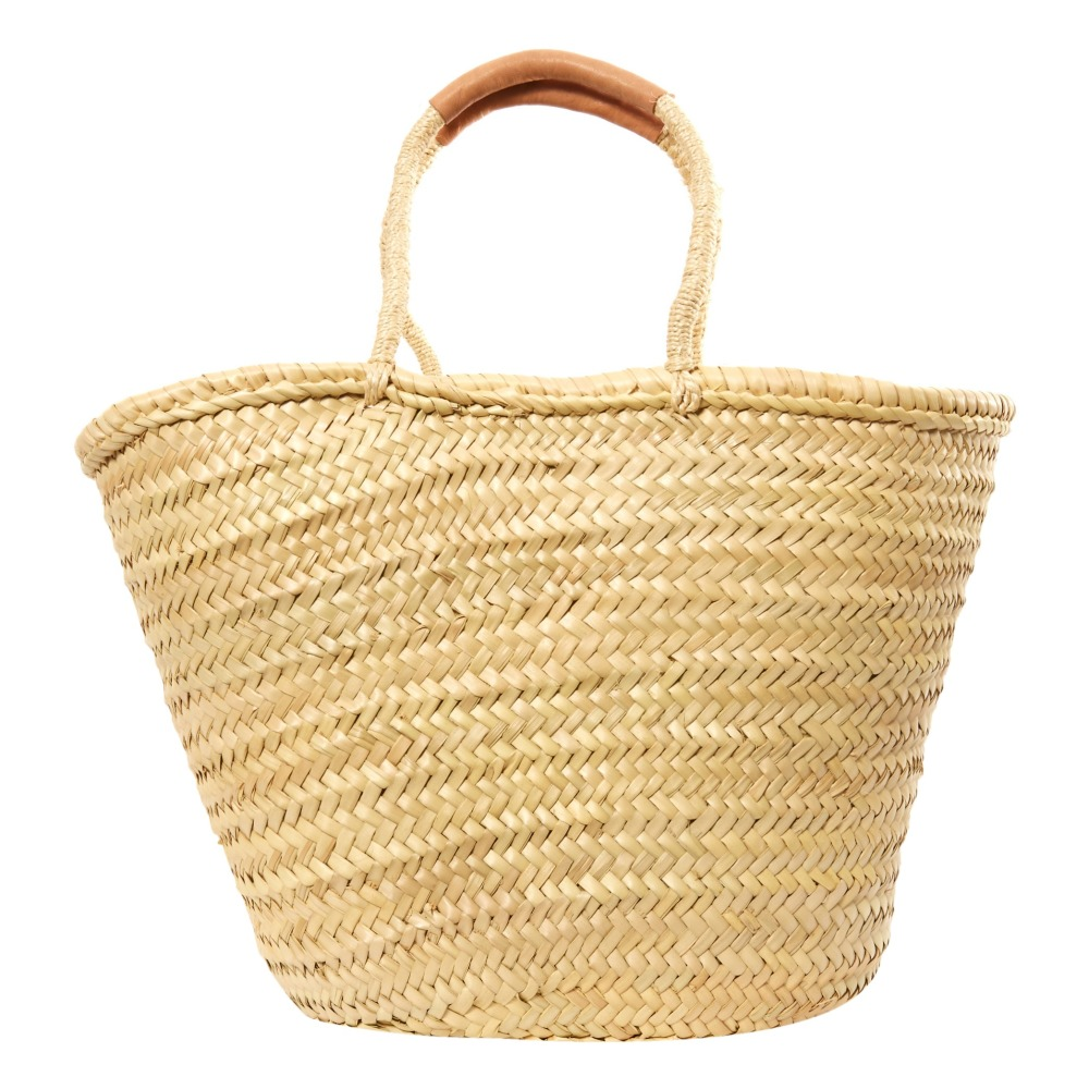 Sale - LAmour A La Plage Wicker Shopper - Blune Blune