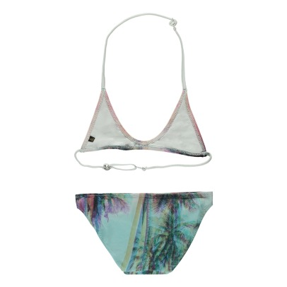 Finger in the nose Pameletto Palm Tree 2 Piece Swimsuit-listing