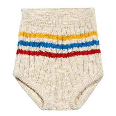 Bobo Choses Striped Knit Knickers-listing
