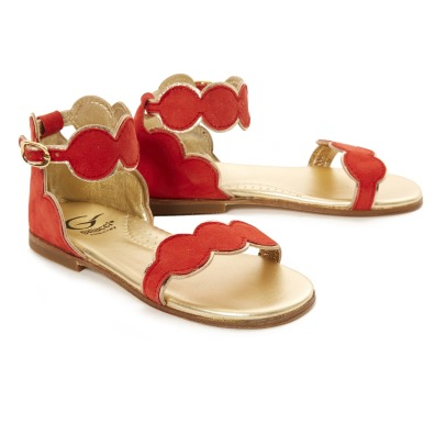 Gallucci Ankle Strap Sandals-listing