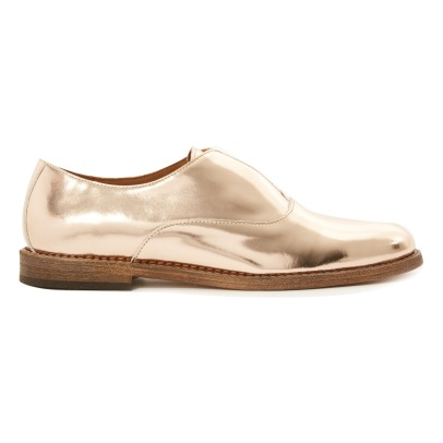 Anthology Paris Elvie Leather Loafers-listing