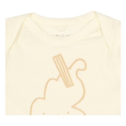 Stella McCartney Kids Cassidy Ice Cream Cone Organic Cotton Body-listing