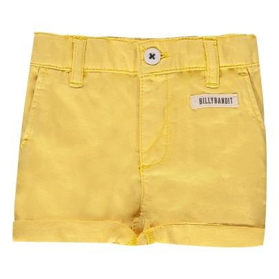 Sale - Cotton Twill Shorts With Adjustable Waist - Billybandit Billybandit LVCDRcYB