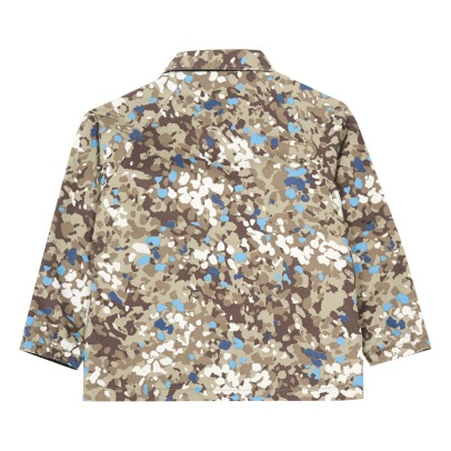 Stella McCartney Kids Fisher Camouflage Reversible Jacket-listing