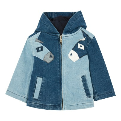 Stella McCartney Kids Bubba Donkey Parka-listing
