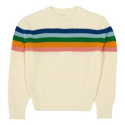 Indee Calabria Striped Jumper-listing