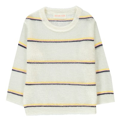 Simple Kids Rae Striped Jumper-listing