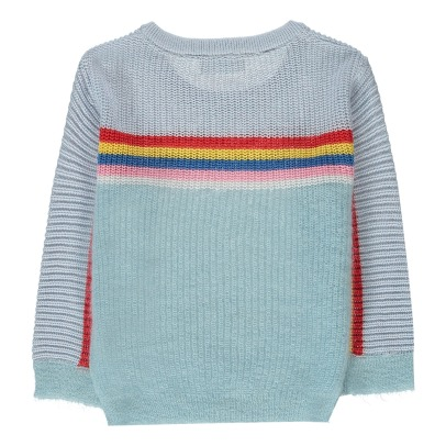 Simple Kids Lea Striped Jumper-listing